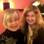 Mira Nakashima and Miriam