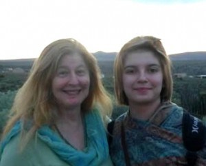 maddye and mom cropped