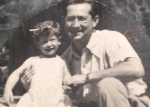 Miriam and her father