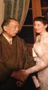Nakashima and Miriam